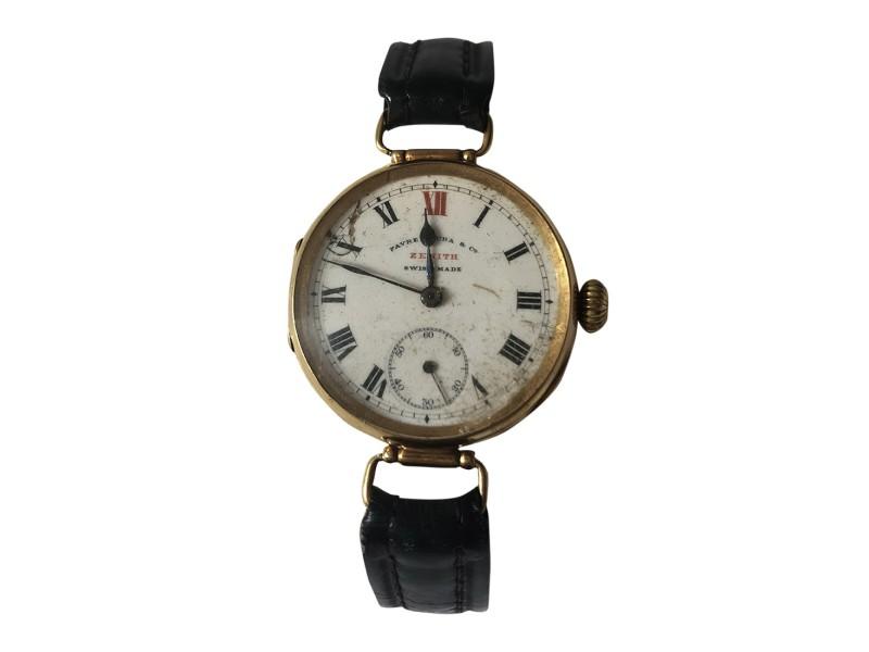 Zenith L73427 30mm Vintage Mens Watch