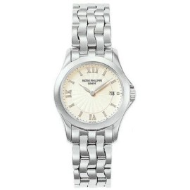Patek Philippe Calatrava 4906-1G 18K White Gold 28mm Watch