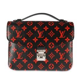 Louis Vuitton Limited Edition Monogram Infrarouge Pochette Métis