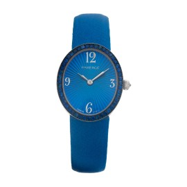 Anastasia Blue 113WA1121/4 25mm x 29mm Womens Watch