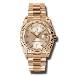 Rolex Oyster Perpetual Day-Date Watch