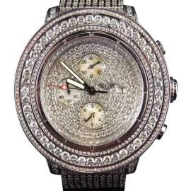 Breitling Super Avenger Aeromarine 53mm Genuine Diamond 34 Ct Watch