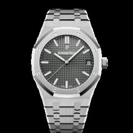 Audemars Piguet Royal Oak Black Dial Mens Watch 15500ST.OO.1220ST.03