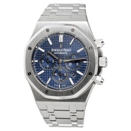 Audemars Piguet Royal Oak Chronograph 26320ST.OO.1220ST.03 Stainless Steel Chronograph Mens 41mm Watch