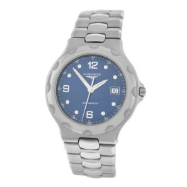 Longines Conquest L1.633.4 Stainless Steel Quartz 37mm Mens Watch
