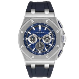 Audemars Piguet Royal Oak Offshore Chronograph Watch 26480TI Box Papers