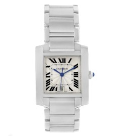 Cartier Tank Francaise W51002Q3 28mm Unisex Watch