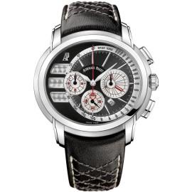 Audemars Piguet Millenary 26142st.oo.d001ve.01 Stainless Steel & Leather 47mm Mens Watch