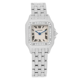 Cartier Panthere WF3091F3 22mm Womens Watch