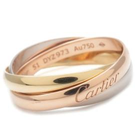 Cartier Trinity Ring 18k Gold Ring