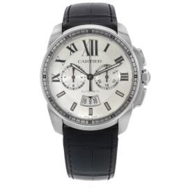 Cartier Calibre De Cartier W7100046 42mm Mens Watch