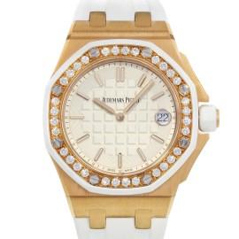 Audemars Piguet Royal Oak Offshore 67540ok.zz.a010ca.01 37mm Womens Watch