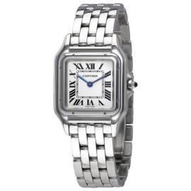 Cartier Panthere De Silver Dial Womens Watch