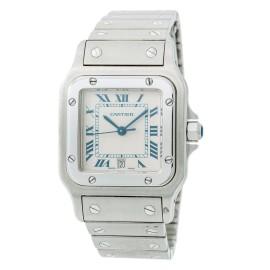 Cartier Santos Galbee 1564 32mm Womens Watch