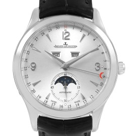 Jaeger Lecoultre Master Calendar Moonphase 147.8.41.S 39mm Mens Watch