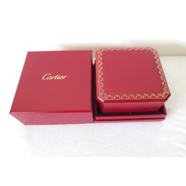 Genuine Cartier Presentation Love Bracelet Box Red