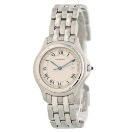 Cartier Panthere Cougar 987904 Stainless Steel Quartz Watch