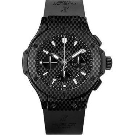 Hublot 301.QX.1724.RX Big Bang Black Carbon Fiber Watch