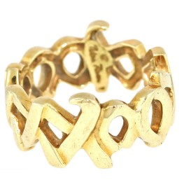 Tiffany & Co. 18K Yellow Gold Paloma Picasso Ring