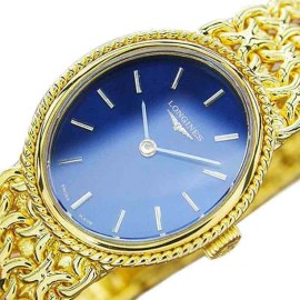 Longines Gold Plated Luxury Manual Dress Womens 1970s Watch