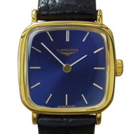 Longines Luxurious Swiss Made Manual Gold Plated Dress c1980 Watch