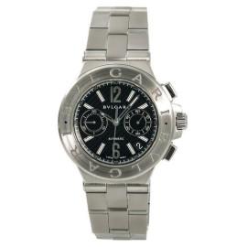 Bvlgari Diagono DG40SCH Steel 40.0mm  Watch