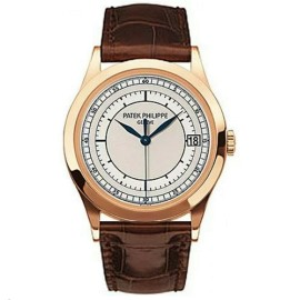 Patek Philippe Calatrava 5296R-00 Gold Watch