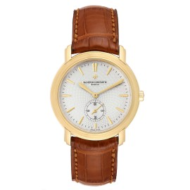 Vacheron Constantin Malte Grande Classique Yellow Gold Mens Watch 81000