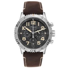 Breguet Aeronavale Type XX Flyback Steel Mens Watch 3817 Box Papers