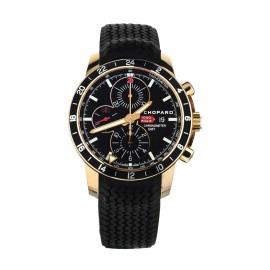 chopard Mille Miglia GMT Chronograph yellow gold 42mm 133/250 ref:1288 Full Set