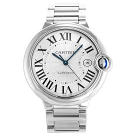 Cartier Ballon Bleu 3765/W69012Z4 42mm Mens Watch