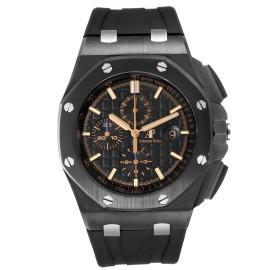 Audemars Piguet Royal Oak Offshore Ceramic Chronograph Watch 26405CE