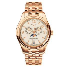 Patek Philippe Complications 5146/1J-001 18K Yellow Gold 39mm Watch