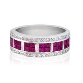 Le Vian Certified Pre-Owned Precious Stones 14k Vanilla Gold Ring