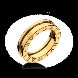 Bvlgari Bulgari B. Zero 1 18K Yellow Gold 1 Band AN852260  Ring