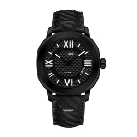 Fendi Timepieces Selleria Man F820011111  42 mm Mens Watch