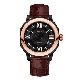 Fendi Timepieces Selleria Man F820211011 42 mm Mens Watch