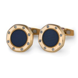 Audemars Piguet Royal Oak 18K Rose Gold Cufflinks