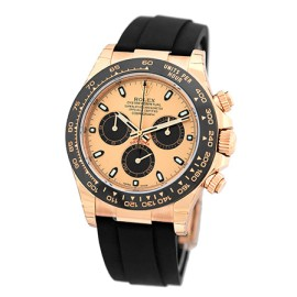 Rolex Cosmograph Daytona 116515 18K Rose Gold & Ceramic 40mm Mens Watch
