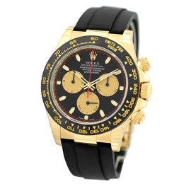 Rolex Cosmograph Daytona 116518 18K Yellow Gold Automatic 40mm Mens Watch