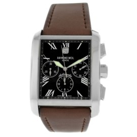 Men's Raymond Weil Don Giovanni 4875-STC-00209 Chrono Steel Automatic 38MM Watch