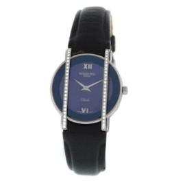 Ladies' Raymond Weil Othello 2011-SLS-00580 Steel Diamond 28MM Quartz Watch