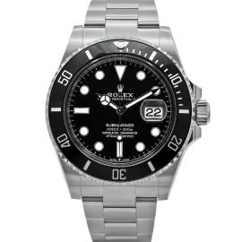 Unworn Rolex Submariner  Black Dial 126610LN