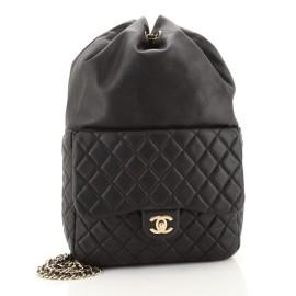 Chanel Backpack In Seoul Lambskin Large
