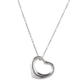 Tiffany & Co. Elsa Peretti Open Heart Necklace