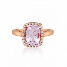 Le Vian Certified Pre-Owned Kunzite Ring
