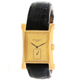Patek Philippe Pagoda 5500J 18K Yellow Gold 26.5mm Mens Watch