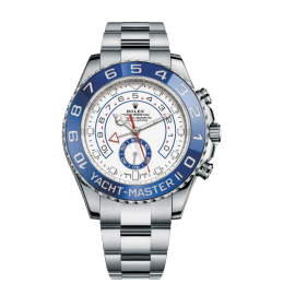 Rolex Yacht-Master II 116680 Stainless Steel 44mm Watch