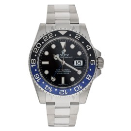 Rolex 116710 GMT Master II 40mm Mens