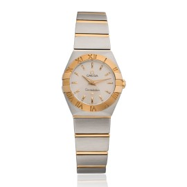 Omega Constellation 123.20.24.60.02.002 24mm Womens Watch